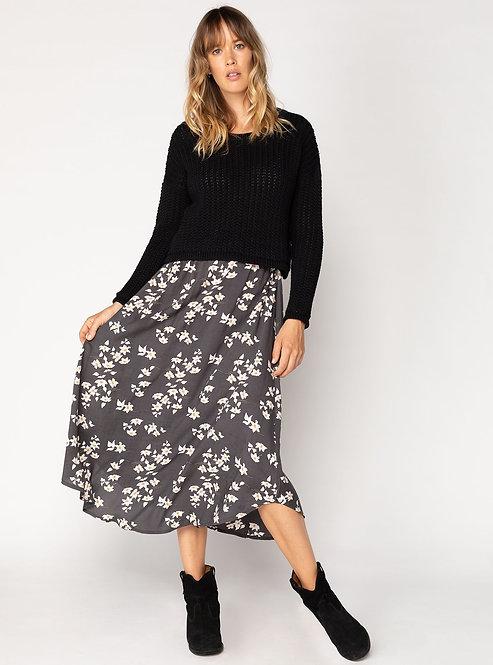 The 'Dally Skirt' - flower crush