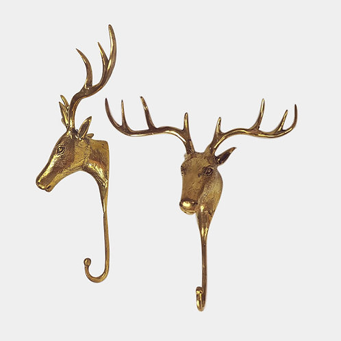 Wall Hook - Stag