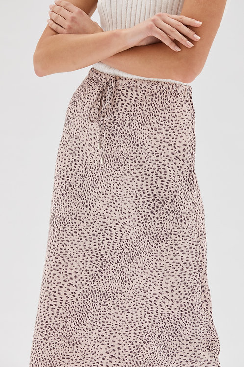 Hannah Bias Midi Skirt l Staple the Label