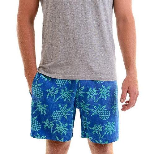 Pineapple walk shorts