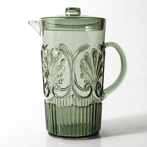 Flemington Acrylic Jug -Green