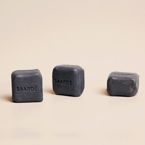 Saarde Bar Soap l Activated Charcoal
