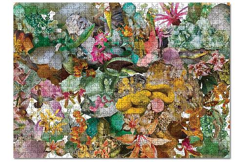 The Flora Edition - 1000 piece puzzle