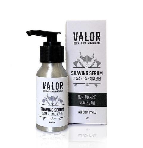 Organic Shaving Serum