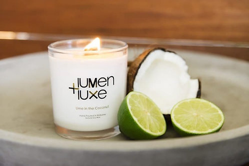 LIME IN THE COCONUT SOY CANDLE - 320ml