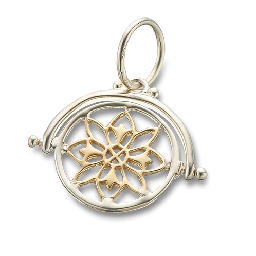 THE MANDALA UNIVERSE SPINNER CHARM
