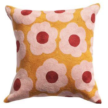 Fancy Flowers Cushion