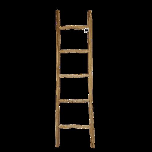Teak Ladder l Natural