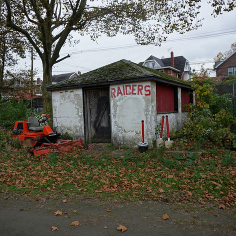 Prior condition/Old snack shack