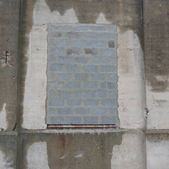 Concrete Repair To Backside of Bleacher Structure