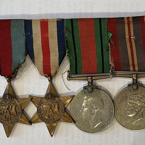 Charlie's Medals