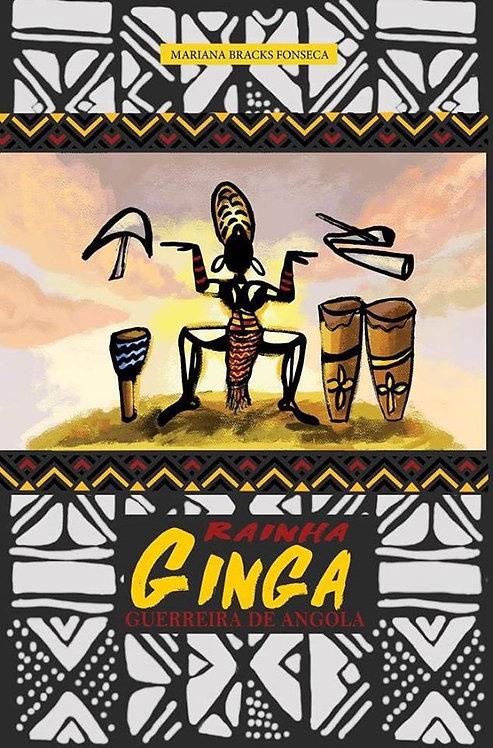 Rainha Ginga: guerreira de Angola (impresso)