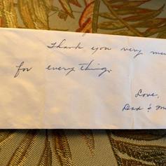 TBG: The Journey | Mom's Last Note