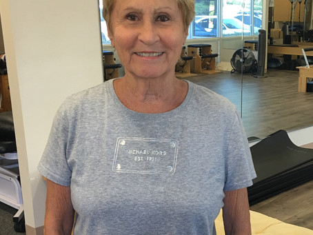 Patient Spotlight: Sandy H.