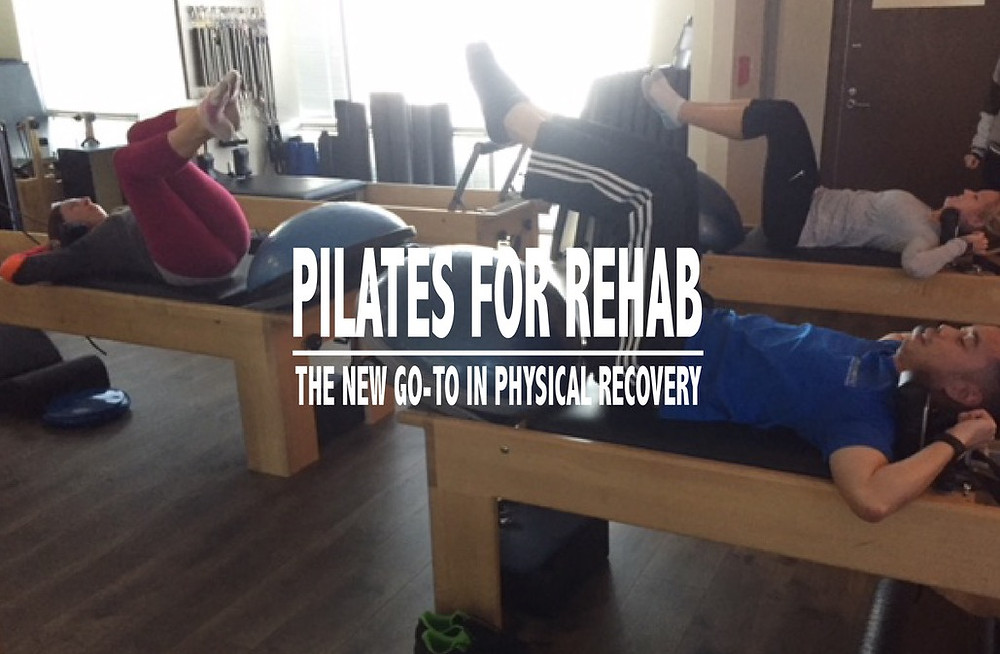 Pilates for rehab
