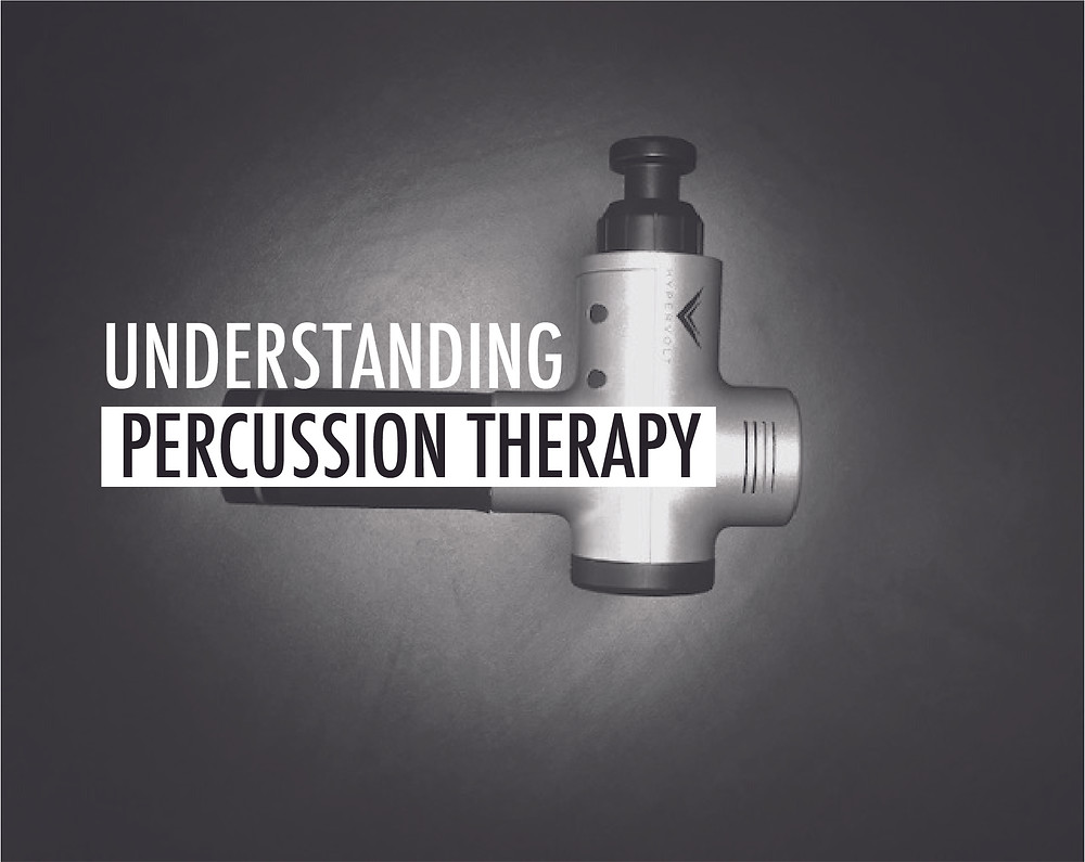 What is percussion therapy