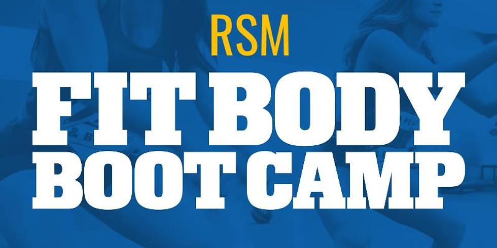 Fit Body Boot Camp: Hip & Knee Workshop