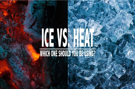 use ice or heat