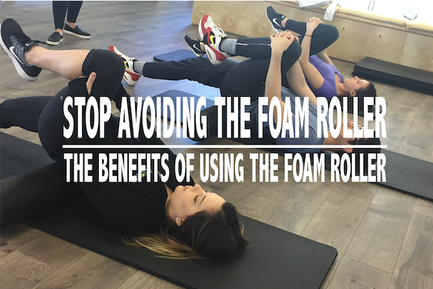 benefits of the foam roller