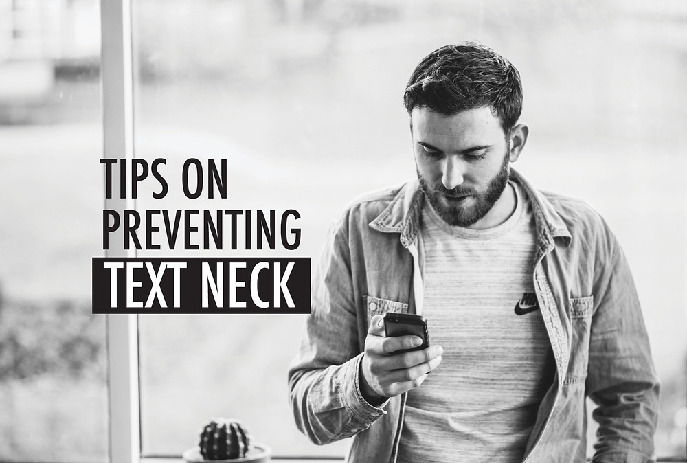 prevent text neck