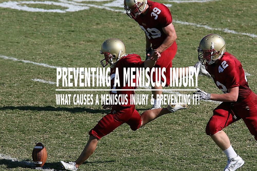 preventing meniscus injury