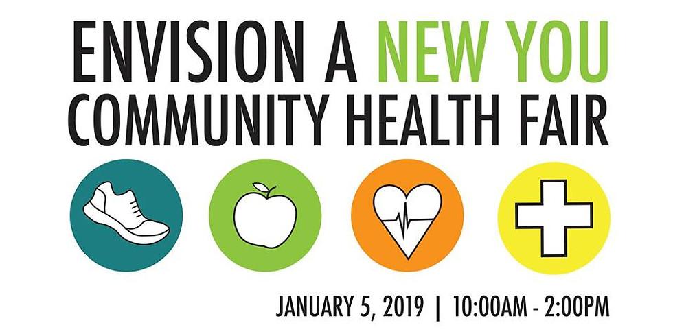 Envision A New You Health Fair