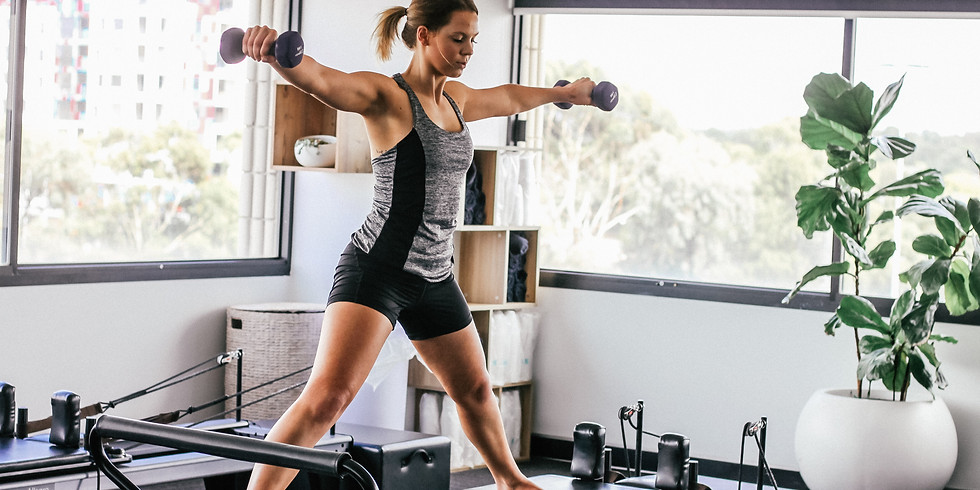 Eliminating Shoulder and Knee Pain with Pilates
