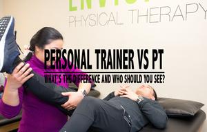 personal trainer vs PT