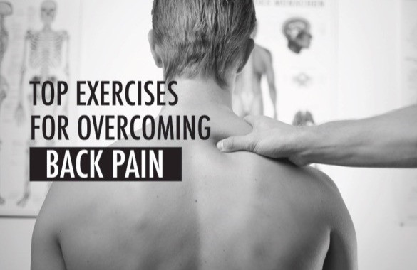 overcome back pain
