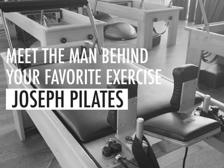 Who is Joseph Pilates?