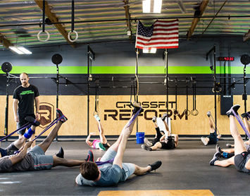 Preventing Injury at CrossFit