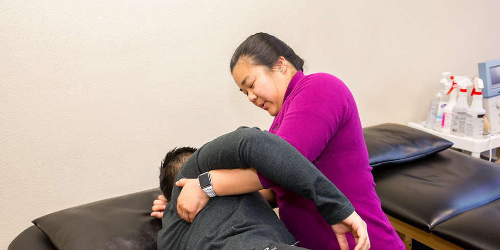 Overcoming Shoulder Pain Workshop