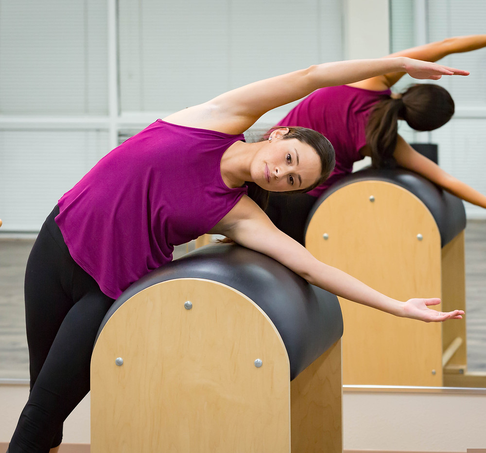 flexibility with Pilates
