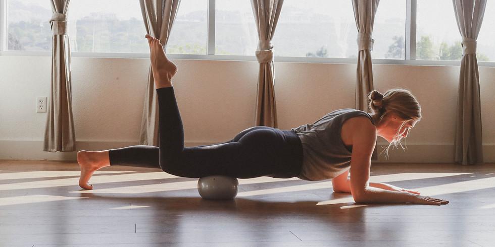 Yamuna Body Rolling - Lower Body