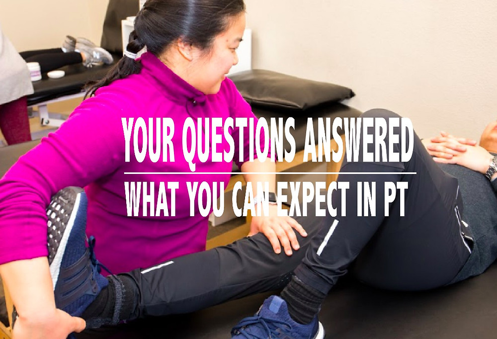 what to expect in physical therapy