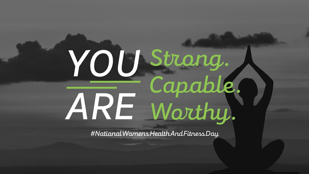 National Womens Health & Fitness Day