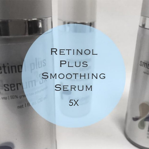 Retinol Plus Smoothing Serum (5x)