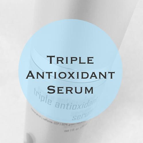 Triple Antioxidant Serum