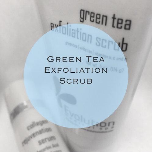 Green Tea Exfoliation Scrub
