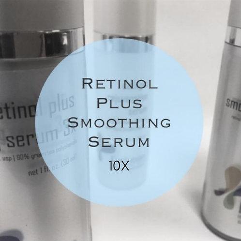 Retinol Plus Smoothing Serum (10x)