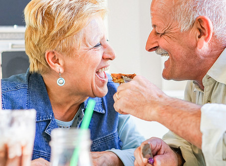 Seafood Benefits for Older Adults