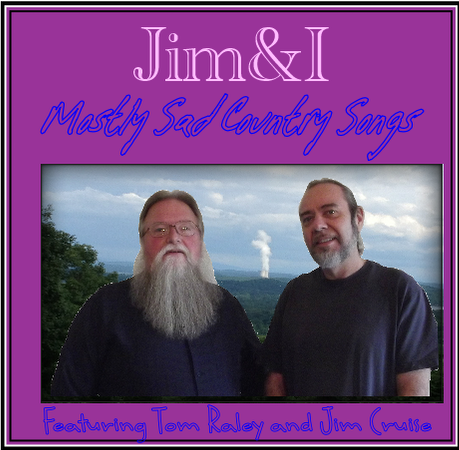 Jim&I- Mostly Sad Country Songs (CD)
