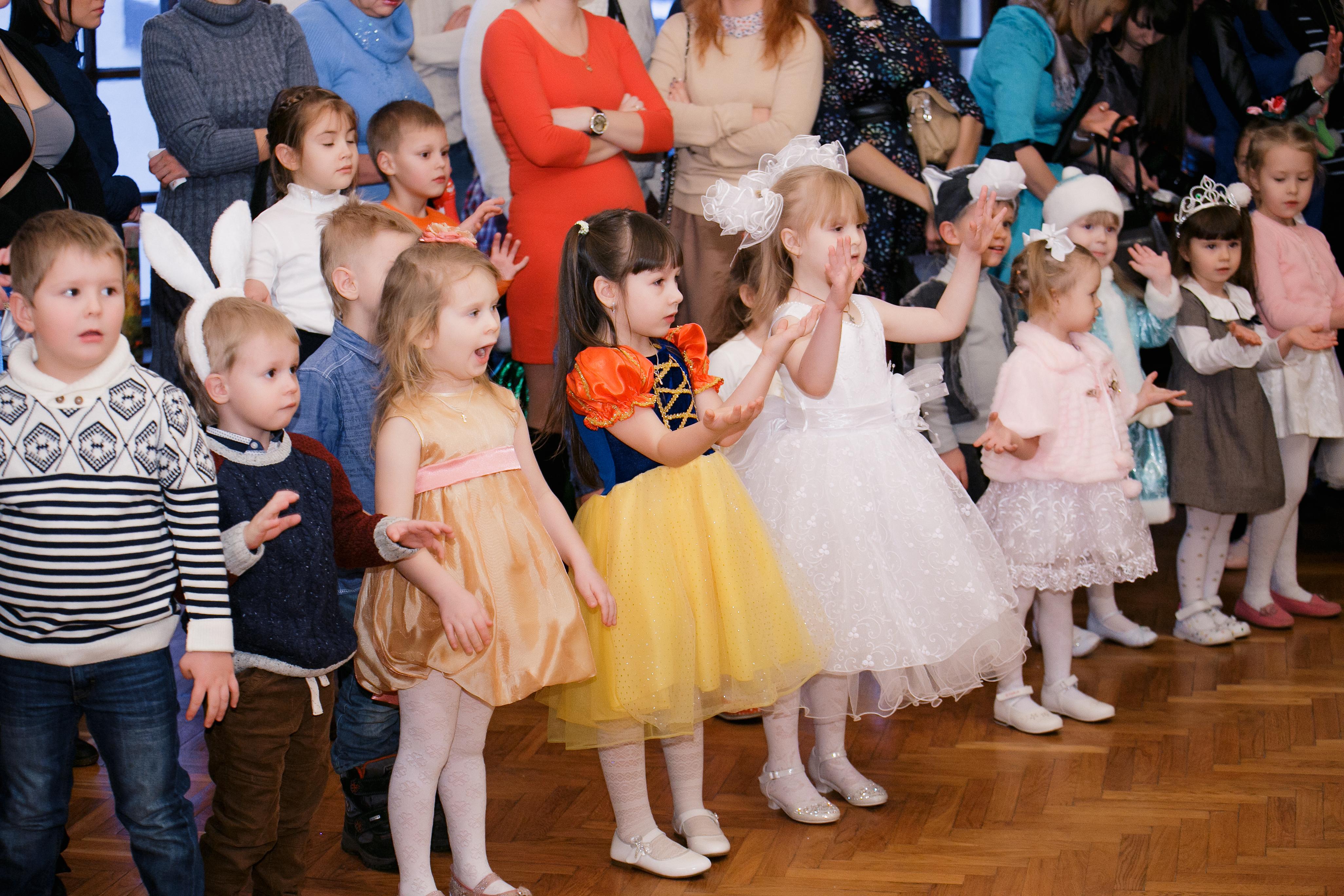 Новогодняя ёлка в театре кукол