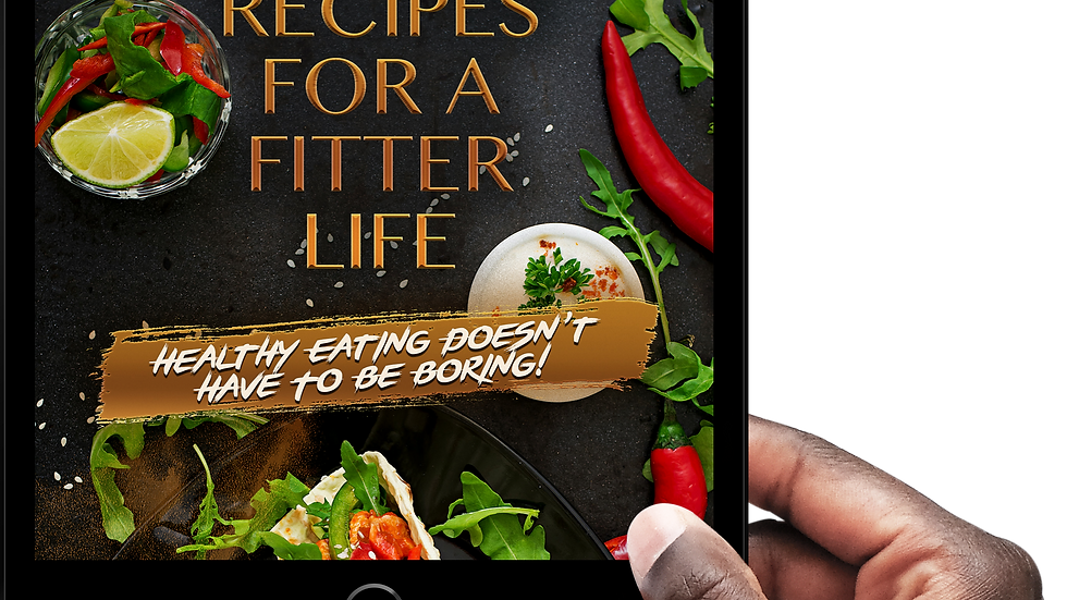 Easy & Creative Recipes for a Fitter Life