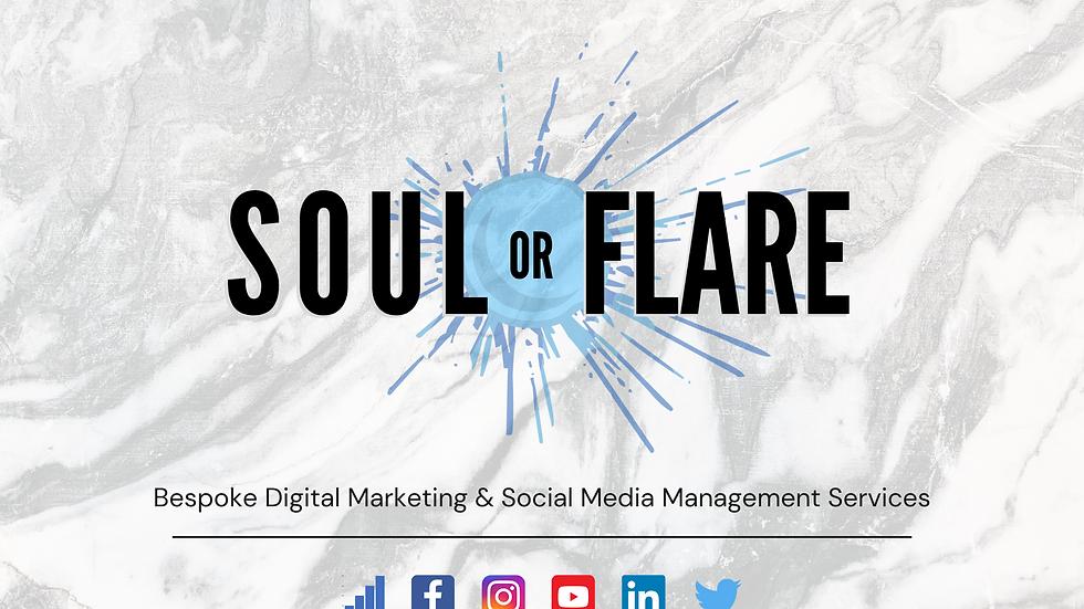 Soul or Flare Service Menu