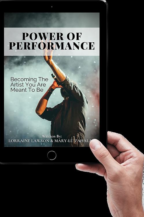 Power of Performance eBook