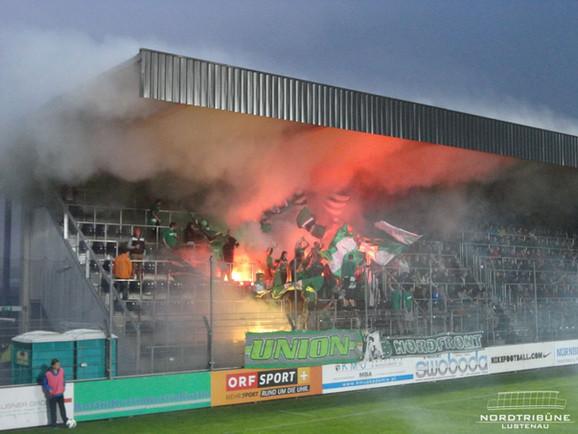 32. SV Grödig - SC Austria Lustenau
