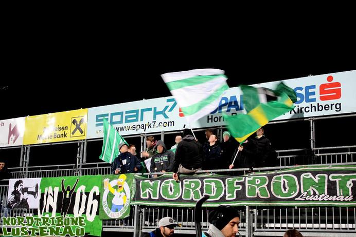 24. SV Horn - SC Austria Lustenau