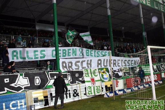 21. SC Austria Lustenau - FC Liefering