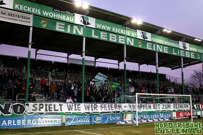 23. SC Austria Lustenau - SV Mattersburg